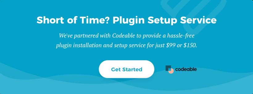 Codeable Posts Table Pro Plugin Setup