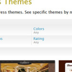 WordPress themes for professional websites