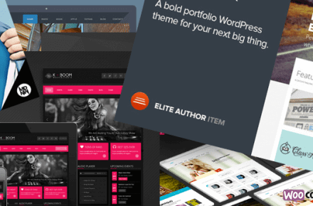 WordPress metro themes
