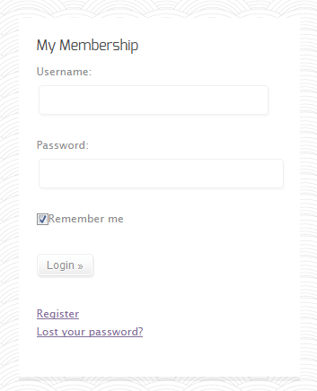 WordPress login widget plugin   The best WordPress login widget plugin
