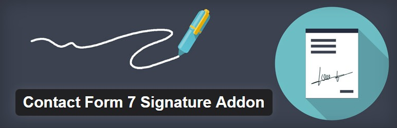 Contact Form 7 Signature Addon — WordPress Plugins