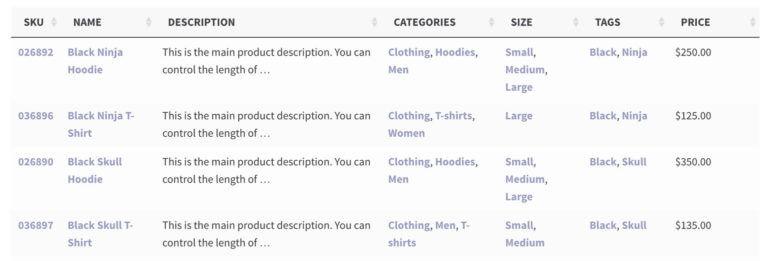 WooCommerce product catalogue WordPress plugin