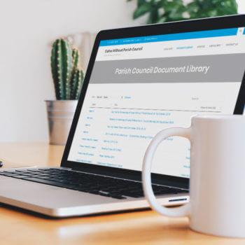 WordPress document database
