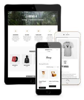 Cheap WooCommerce website