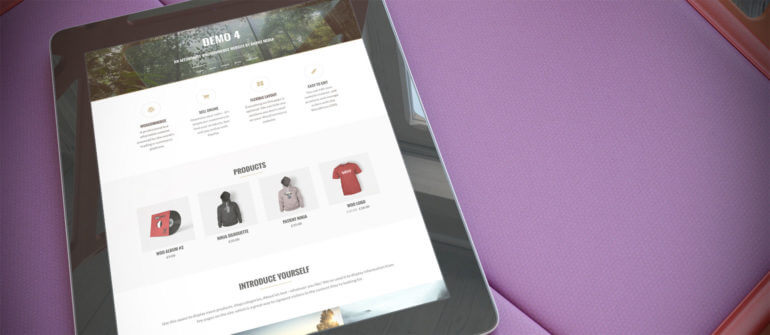 Affordable WooCommerce web design