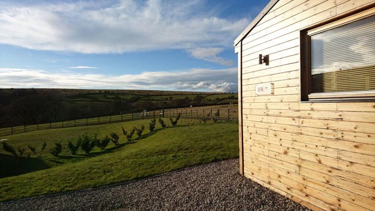 Barn conversion Dartmoor Devon with Office and Field