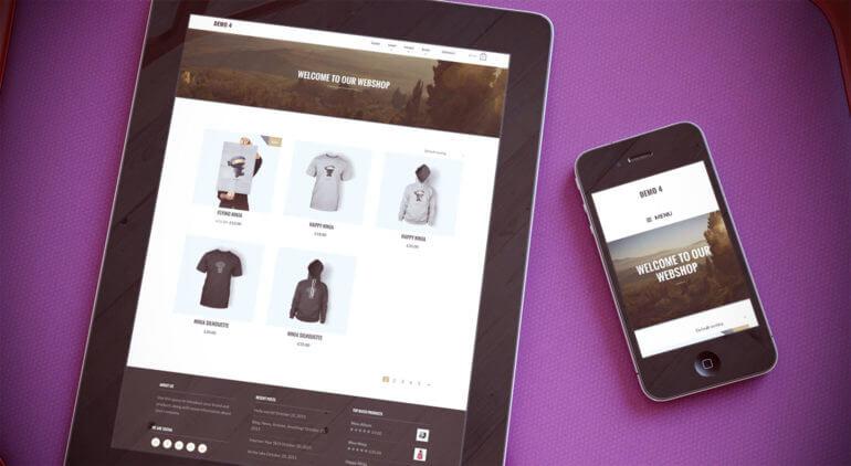 Cheap WooCommerce web design
