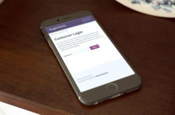 WooCommerce customer login plugin form