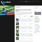 WordPress Table Listing Reviews - Cyyclical