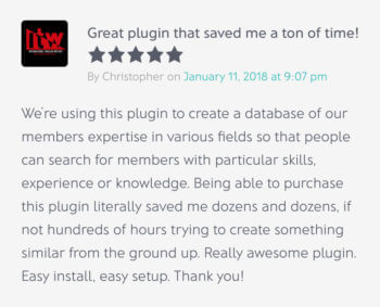 WordPress member directory plugin reviews