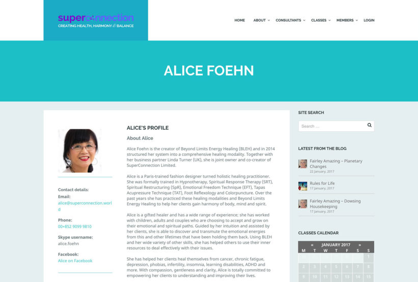WordPress member profile plugin
