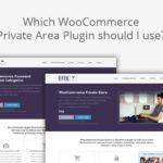 WooCommerce Private Area Plugin