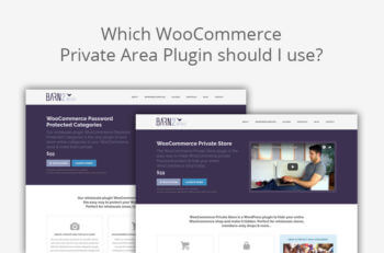 WooCommerce Private Area Plugin