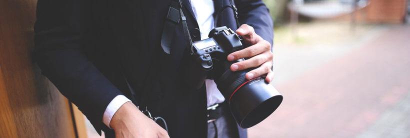 WooCommerce wedding photography website