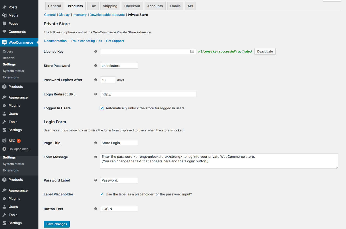 How to Hide a WooCommerce Shop until the User Logs In
