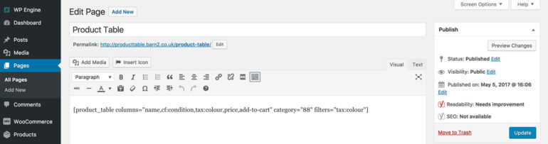 How to dislay WooCommerce custom fields and taxonomies