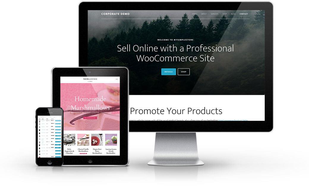Affordable WooCommerce Design