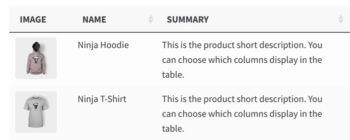 WooCommerce display product variations plugin