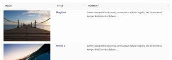 WordPress table medium image size