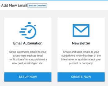 MailOptin Add Email Notification