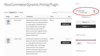 WordPress bulk discounts plugin