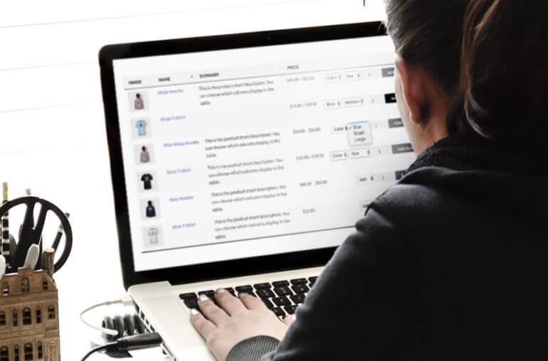 WooCommerce product variations dropdown plugin