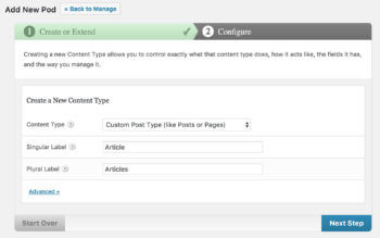Add New WordPress Custom Post Type Plugin