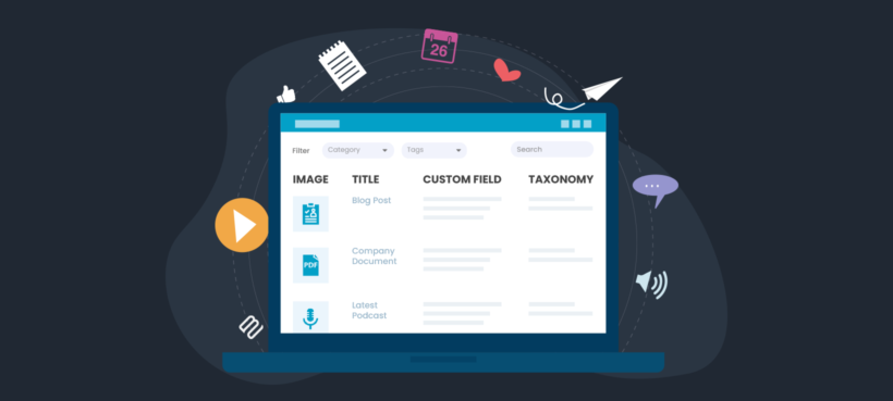 Pods tutorial create WordPress custom post type