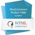WooCommerce Product Table WPML