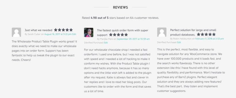 WooCommerce wholesale ordering plugin reviews