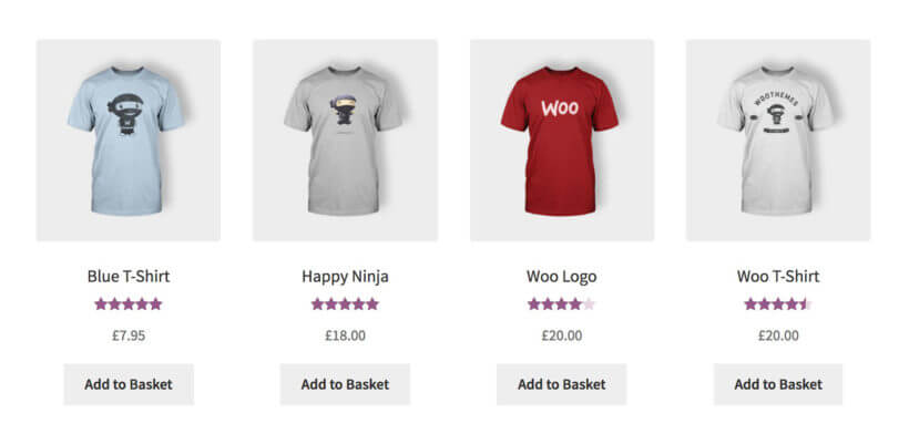 WooCommerce add to basket button plugin