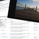 WordPress table plugin version 2