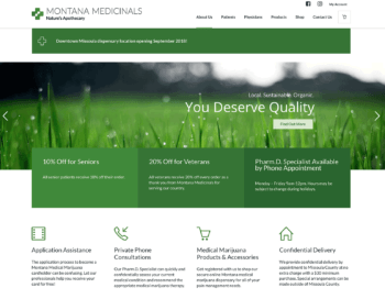 WooCommerce Private Store Case Study Montana Medicinals