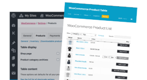 WooCommerce Product Table cta