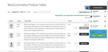 WooCommerce floating cart plugin WordPress
