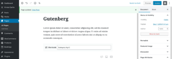 WooCommerce Protected Categories Gutenberg