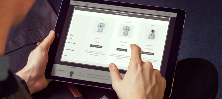 WooCommerce Product Comparison Buttons Plugin