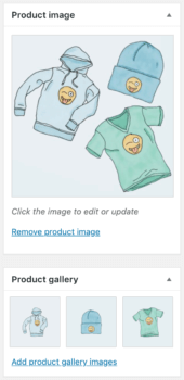 WooCommerce quick view product image gallery