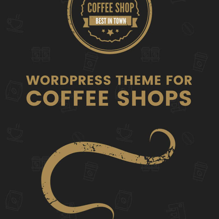 WordPress coffee shop themes