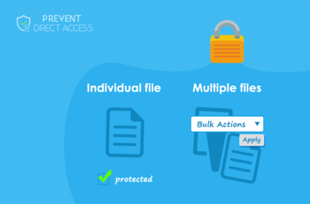 How to restrict WordPress media files access to specific user roles