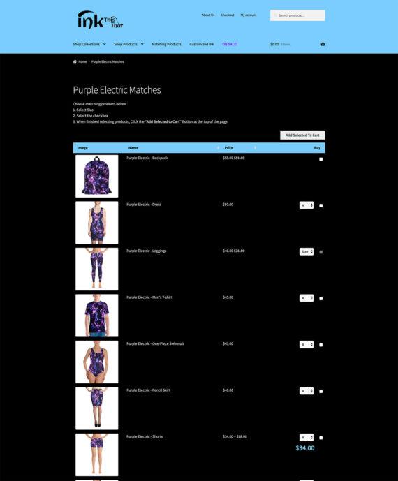 WooCommerce clothes website quick view WordPress plugin