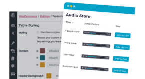 Document Library Pro - Audio Store