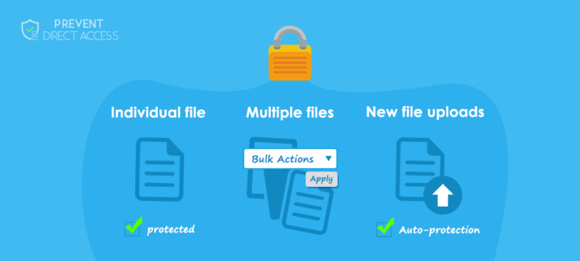 Protect WordPress files