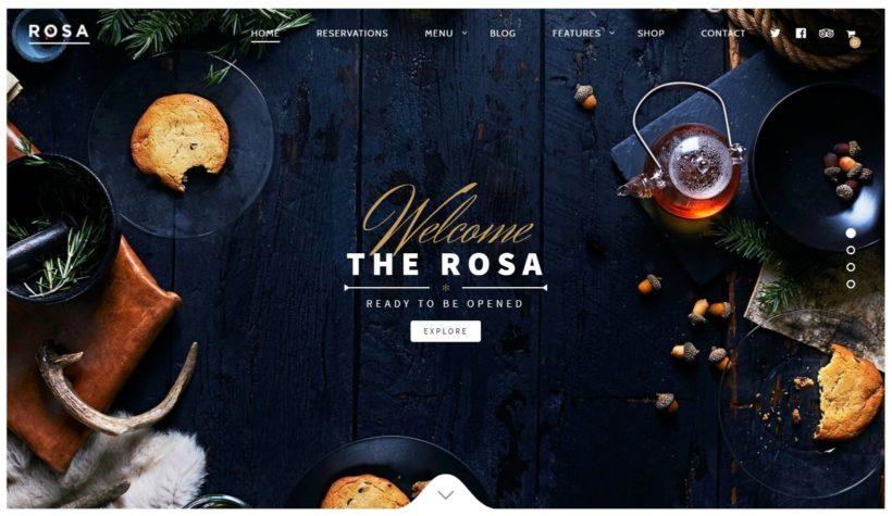 25 Best WordPress Restaurant Themes Build A Beautiful