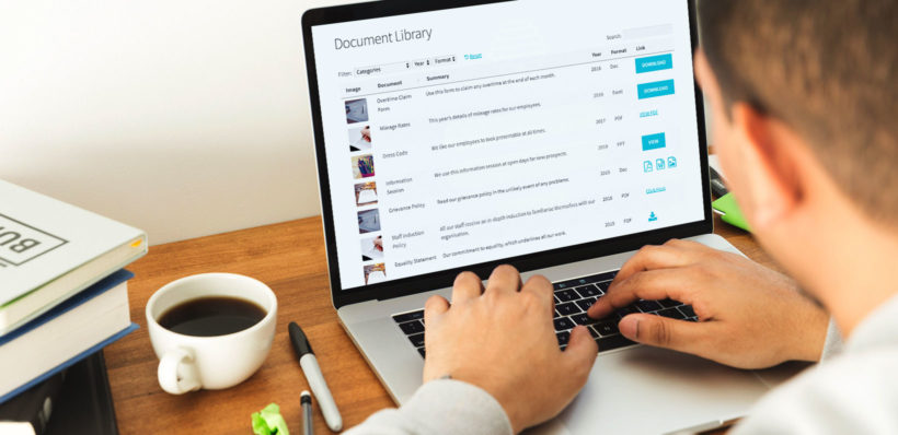 WordPress Document Library Plugin