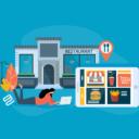 WooCommerce online restaurant ordering system