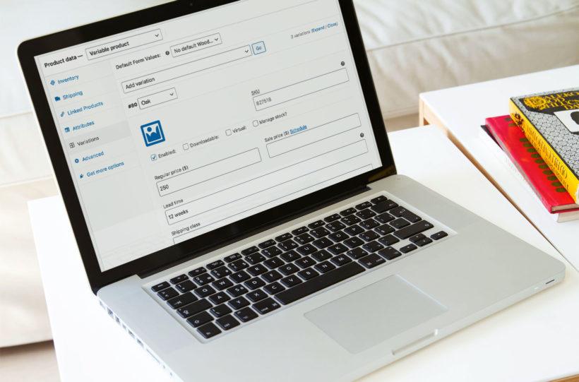 WooCommerce variation handling times WordPress plugin