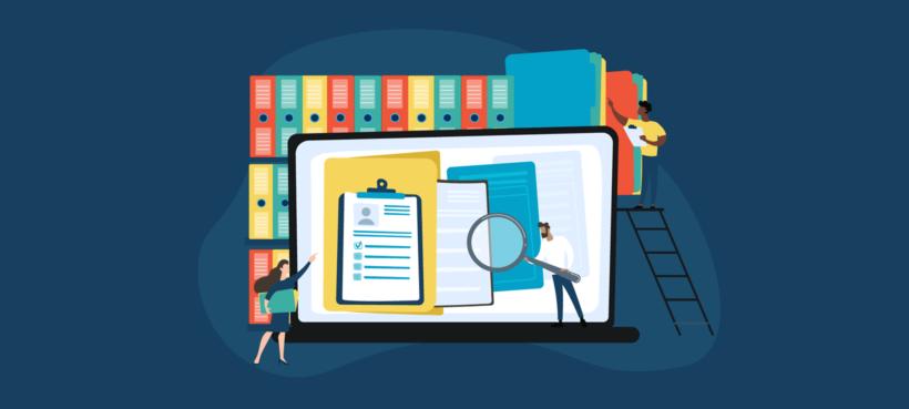 WordPress document library plugin