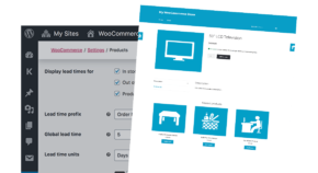 WooCommerce Lead Time cta