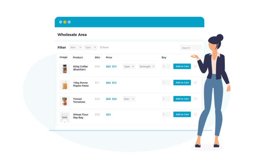 WooCommerce Wholesale Pro featured